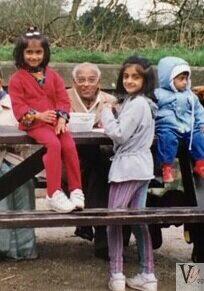 Picnic with Grandchildren