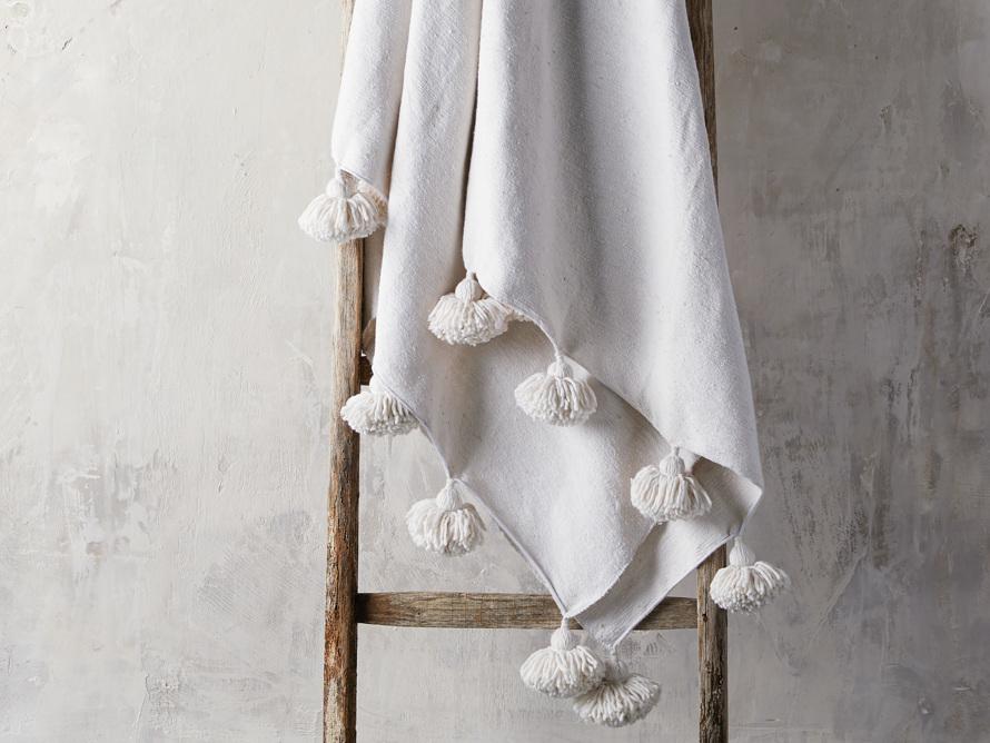 Blanket in Sherwin Williams' Heart