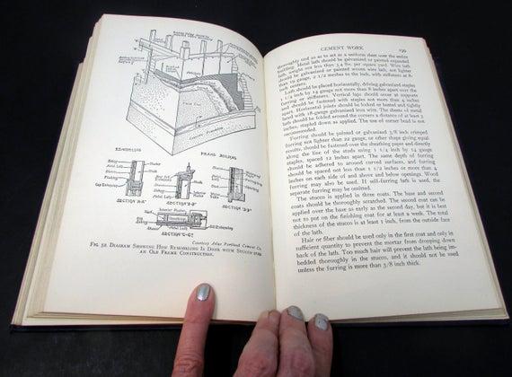 1931 copy of the Handyman's Handbook
