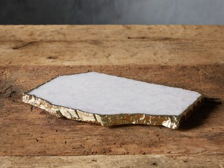 Quartz Cheese Board by Arhaus