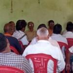 विश्वकर्मा समाज की बैठक में संगठन मजबूती पर चर्चा