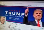 Donald Trump Websites