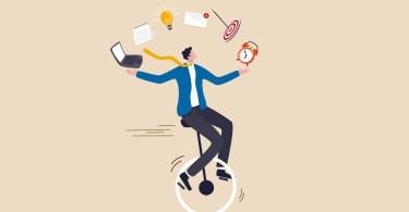 Produttività sul lavoro