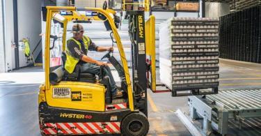 Logistica e gestione magazzino conto terzi