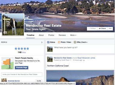 Real estate agents need social media too.