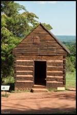 Slave quarters at Monticello
