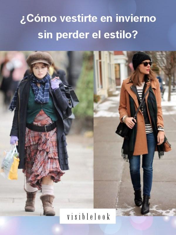 ¿Cómo vestirte en invierno sin perder el estilo?