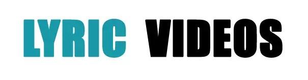 Buy Lyric Videos