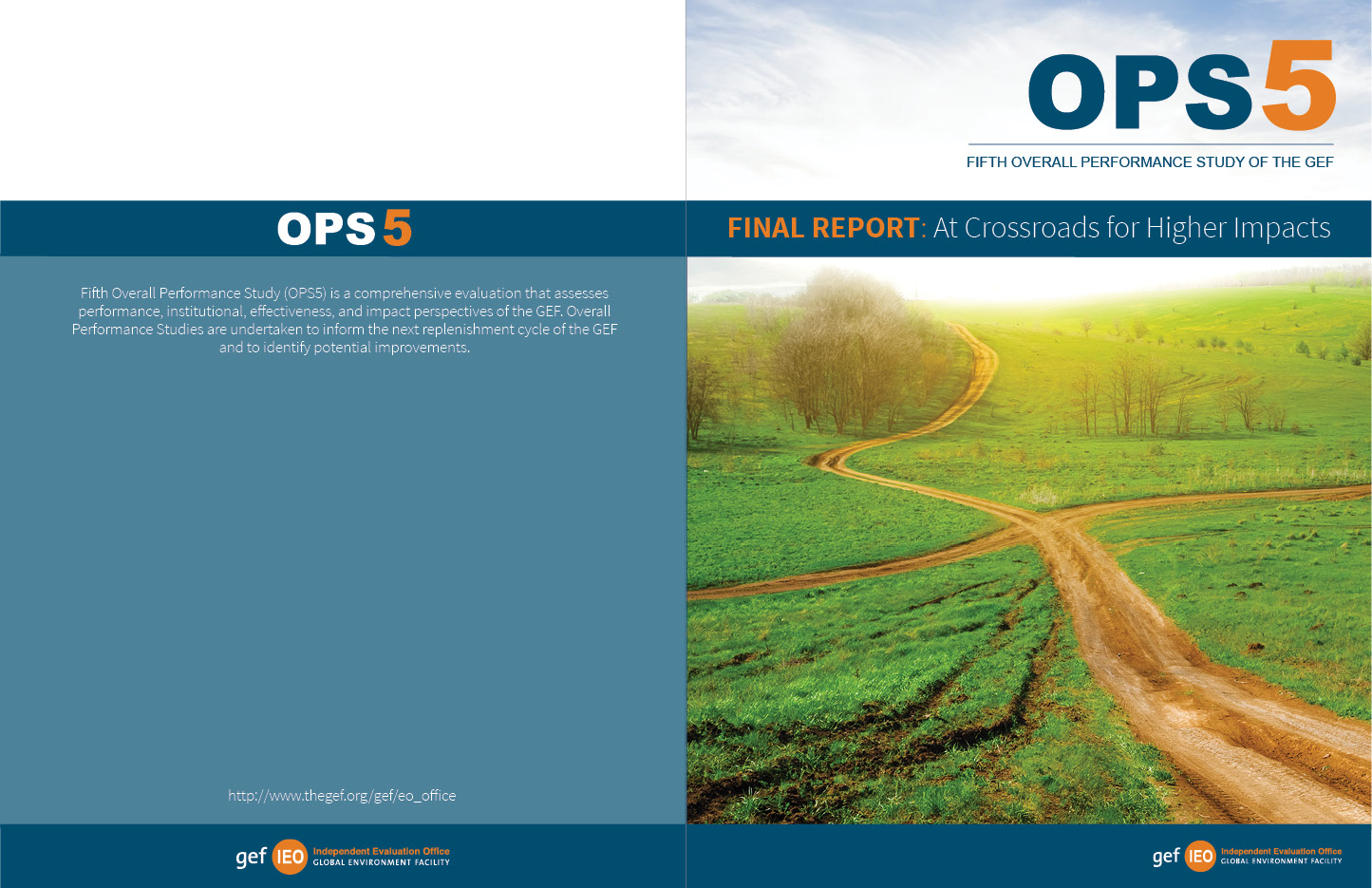 GEF OPS5 Report Cover