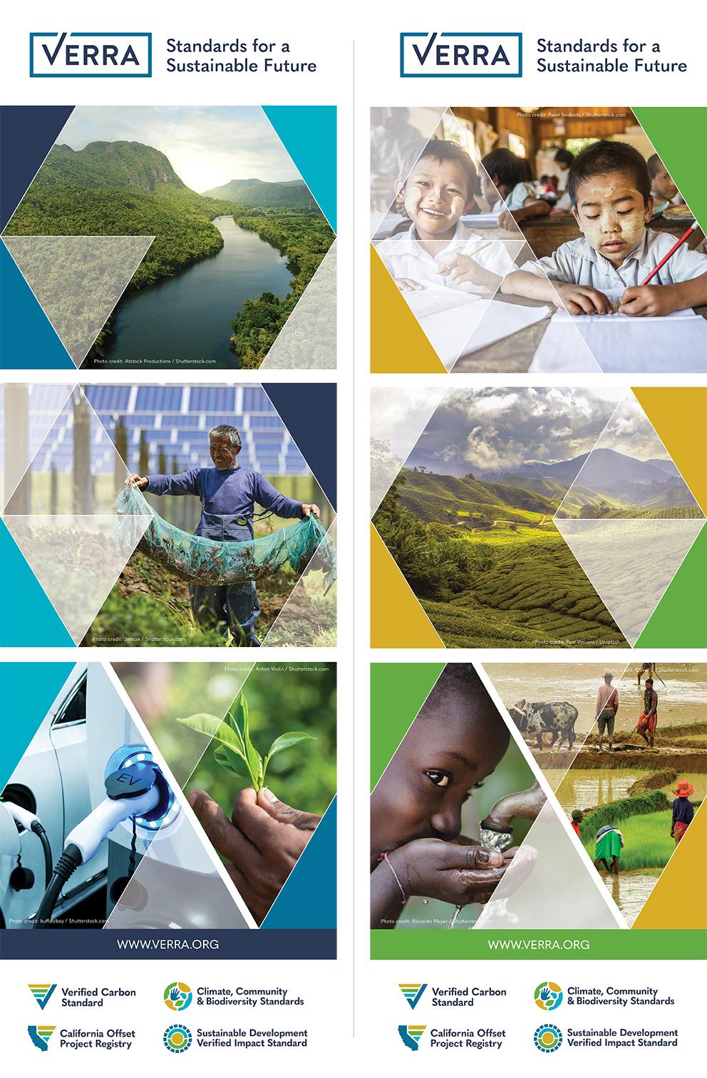 Verra COP 2019 Banners