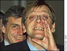 Afbeeldingsresultaat voor verhofstadt kassa