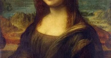 Lisa muito Mona Vision Art NEWS