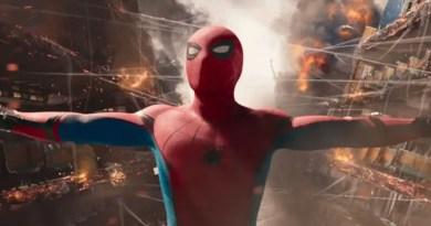 homem aranha de volta ao lar reprod widelg Vision Art NEWS