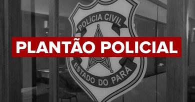 selo plantao policial na seccional de policia civil em santarem Vision Art NEWS