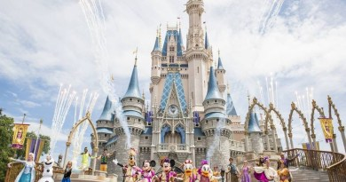 Disney Orlando Vision Art NEWS