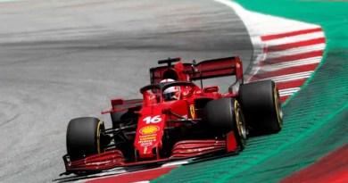 F1 leclerc austria 2021 classificacao Vision Art NEWS