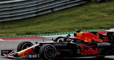 F1 verstappen austria 2021 vitoria corrida Vision Art NEWS