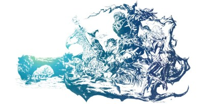 Final Fantasy XI Site Aniversario Vision Art NEWS
