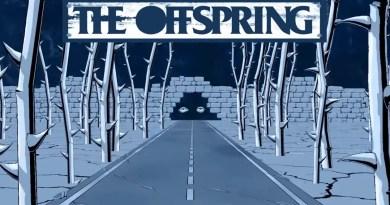 Offspring Behind Your Walls Lyric Video Vision Art NEWS