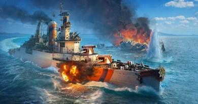 cruzadores holandeses world of warships Vision Art NEWS