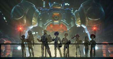 Megaton Musashi Novo Trailer Vision Art NEWS