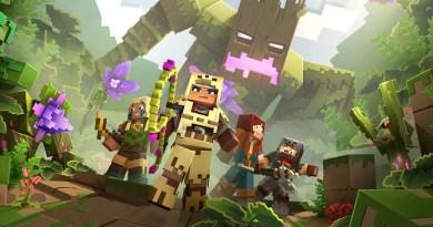 Minecraft Dungeons gratis Switch Vision Art NEWS