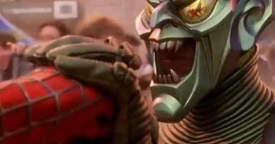 Spider Man 3 Set Willem Dafoe Green Goblin 1200x900 1 Vision Art NEWS