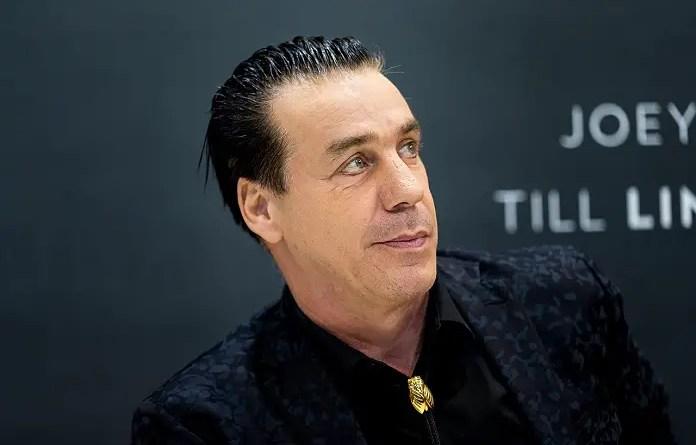 Till Lindemann Rammstein Vision Art NEWS