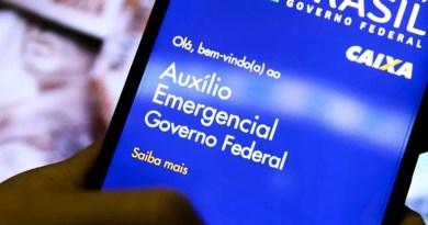 celular auxilio emergencial Vision Art NEWS