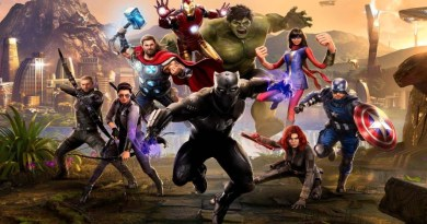 Avengers Xbox Game Pass Vision Art NEWS