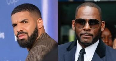 Drake e R. Kelly Vision Art NEWS