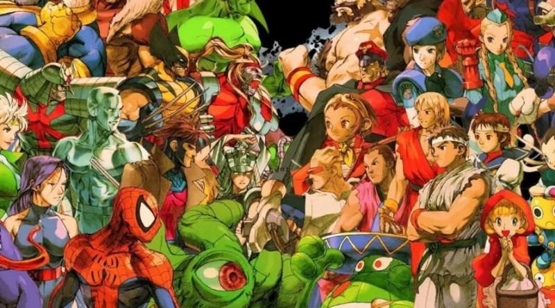 Marvel vs Capcom 2 Remasterizado Vision Art NEWS