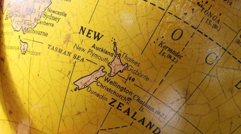 Nova Zelandia 1 Vision Art NEWS