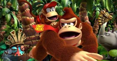 Super Nintendo World Donkey Kong Vision Art NEWS