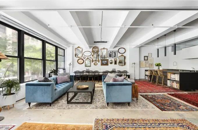 13 toques industriais e minimalistas marcam este loft de 140 m 2 em nova Vision Art NEWS