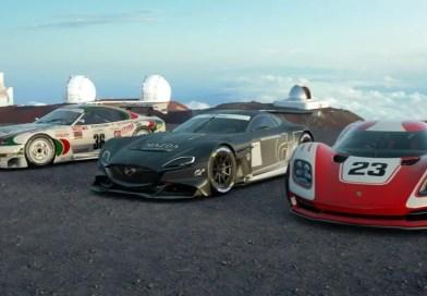 Gran Turismo 7 Trailer Bastidores Vision Art NEWS