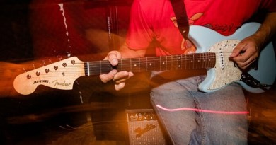 Guitarra Fender de Kurt Cobain Vision Art NEWS
