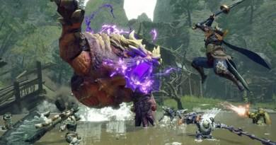 Monster Hunter Rise Lancamento PCs Vision Art NEWS