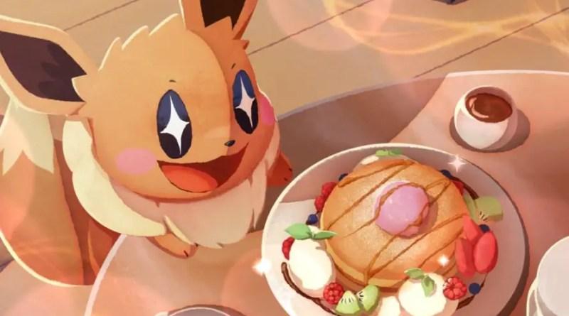 Pokemon Cafe Remix Chega fim de outubro Vision Art NEWS