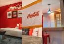 Quarto Coca Cola Vision Art NEWS