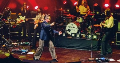 Rick Astley Blossoms The Smiths shows Vision Art NEWS