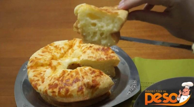 Pão de queijo de forma uma receita fantástica corre aqui fazer –