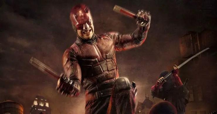 Charlie Cox fala sobre retorno do personagem Demolidor no MCU