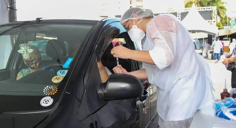Drive-thrus do Memorial e do Anália Franco encerram atividades – Notícias