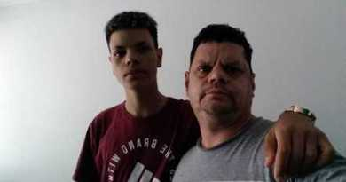 kaique e o pai carlos bezerra pinto 20102021153242690 Vision Art NEWS