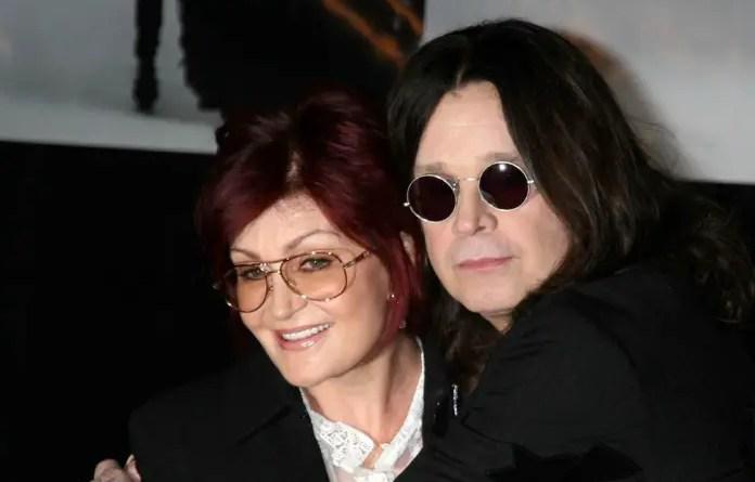 Ozzy e Sharon Osbourne anunciam filme sobre história de amor do casal