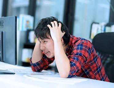 誤ったストレス発散方法