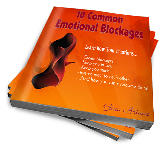 10 Common Emotional Blockages - E Book Image