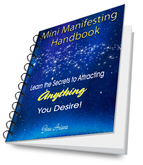 Mini Manifesting Handbook - E Book Image