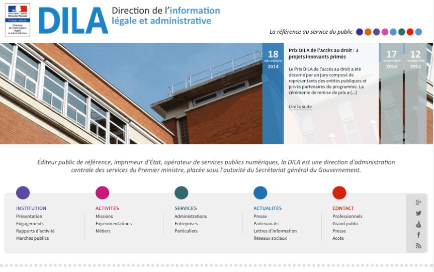 Direction de l'Information Légale et Administrative